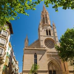 Chiesa di Santa Eulalia a Palma di Maiorca