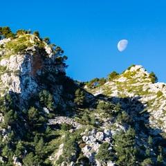 hills at the base of puig de galatzo o