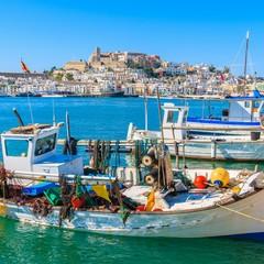 Ibiza Barche da pesca