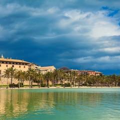 Parco del Mar a Palma di Maiorca