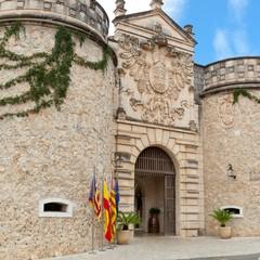 Poble Espanyol a Palma di Maiorca