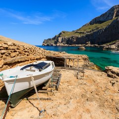 Spiaggia Cala Figuera a Formentor