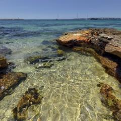 Spiaggia Llucmajor a Palma di Maiorca