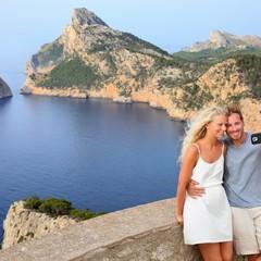 Turisti a Cap de Formentor