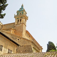 Valldemossa a Maiorca