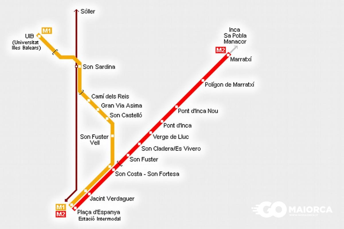 Metropolitana di Palma di Maiorca