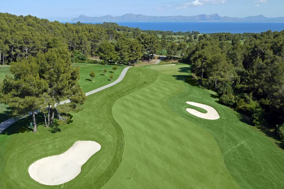 Golf a Maiorca. <span>Foto Zafiro Hotels</span>