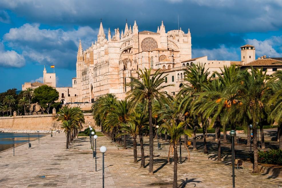 Maiorca Palma de Majorca Cathedral
