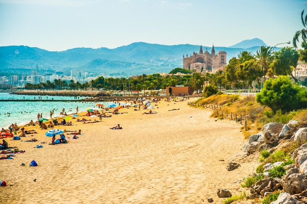 Maiorca Playa in Palmade Maiorca