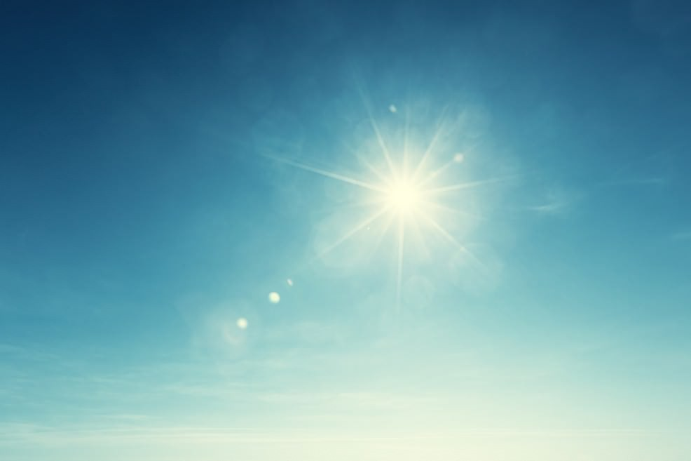 Sole alle Baleari