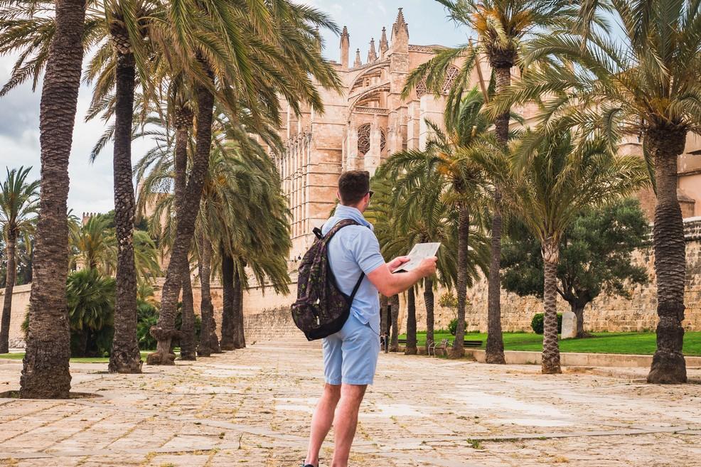 Visita alla cattedrale di Mallorca